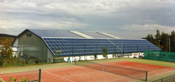 Solaranlage in Gera